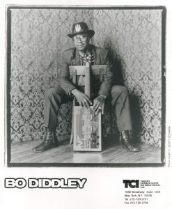 Bo Diddley, Gainesville, FL